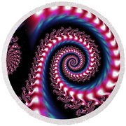 Showstopper Round Beach Towel