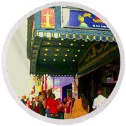 Showtime Toronto's Broadway Monty Python Spamalot Theatre District The Plays The Thing City Scenes Round Beach Towel