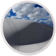 Simply Enchanted Round Beach Towel