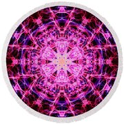 Singularity Round Beach Towel