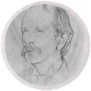 Sir J.j. Thomson (1856-1940) Round Beach Towel
