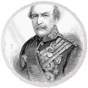 Sir William Williams  (1800-1883) Round Beach Towel
