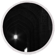 Skc 3150 The Arches Of Age Round Beach Towel