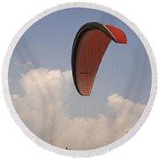 Skc 4615 Landing Round Beach Towel