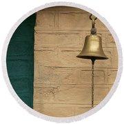 Skc 0005 Doorbell Round Beach Towel