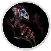 Smoke Skull Photograph By Jaroslaw Blaminsky