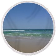 So Gorgeous Round Beach Towel