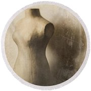 Sophistication Round Beach Towel by Amy Weiss