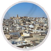 Sousse Round Beach Towel