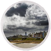 Southwold Round Beach Towel