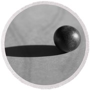 Sphere Round Beach Towel