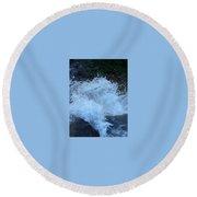 Splash Round Beach Towel