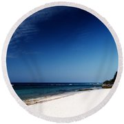 Spotts Vista Round Beach Towel