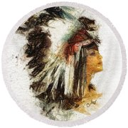 Squaw Round Beach Towel