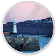 St Ives Round Beach Towel