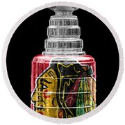 Stanley Cup 6 Round Beach Towel