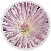 Starburst  Round Beach Towel
