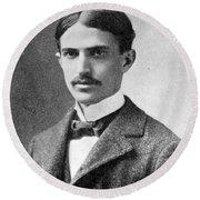 Stephen Crane (1871-1900) Round Beach Towel