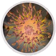 Stigma - Photopower 1072 Round Beach Towel