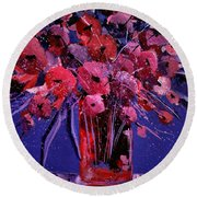 Still Life 964521 Round Beach Towel
