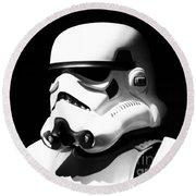 Stormtrooper Round Beach Towel