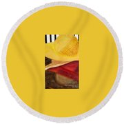Stylish Round Beach Towel