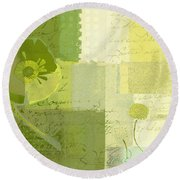 Summer 2014 - J103155155m04-green Round Beach Towel