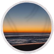Sunrise Outer Banks Img 3652 Round Beach Towel