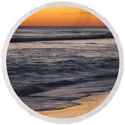 Sunrise Outer Banks Img 3664 Round Beach Towel