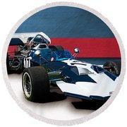Surtees Ts8 F5000 Round Beach Towel