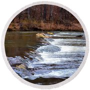 Sweetwater Creek Round Beach Towel