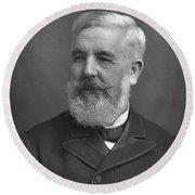 Sydney Waterlow (1822-1906) Round Beach Towel