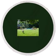 ten Round Beach Towel