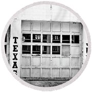 Texas Junk Co. Round Beach Towel