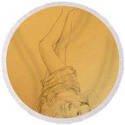 Thalia Sodi Round Beach Towel