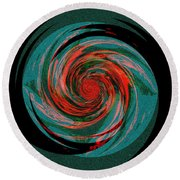 The Black Hole That Is The Big Skip Round Beach Towel