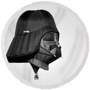 The Dark Side Round Beach Towel