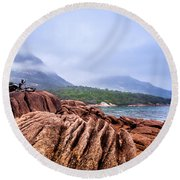 The Elements Round Beach Towel