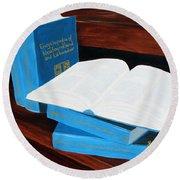 The Encyclopedia Of Newfoundland And Labrador - Joeys Books Round Beach Towel