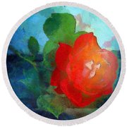 The Grace Of God Round Beach Towel