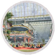 The Inauguration, From Dickinsons Round Beach Towel