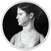 Theodosia Burr (1783-1813) Round Beach Towel