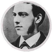 Thomas Augustus Watson (1854-1934) Round Beach Towel