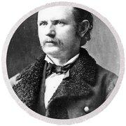 Thomas Benton Weir(1838-1876) Round Beach Towel