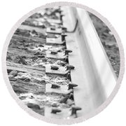 Ties That Bind Us Round Beach Towel