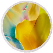 Tinkerbell Round Beach Towel