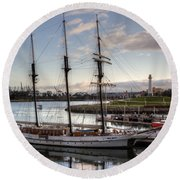 Tole Mour For Sale Round Beach Towel