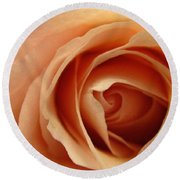 Touch Of Grace Round Beach Towel