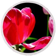 Tulip Extended Round Beach Towel