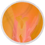 Tulips - Perfect Love - Photopower 2038 Round Beach Towel